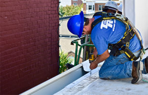 Tidewater Roofing Commercial Gutters Installation