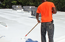 Tidewater Roof Restoration is Waterproof & Chemically Stable