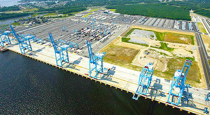 APM Marine Terminals Project